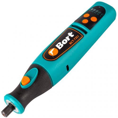 Гравер акумуляторний Bort BCT-72Li