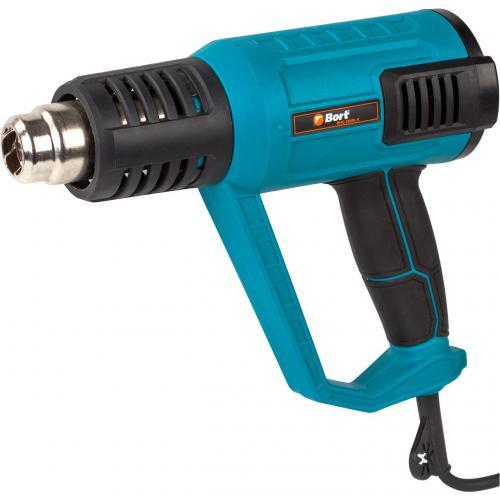 Фен технічний Bort BHG-2000L-K