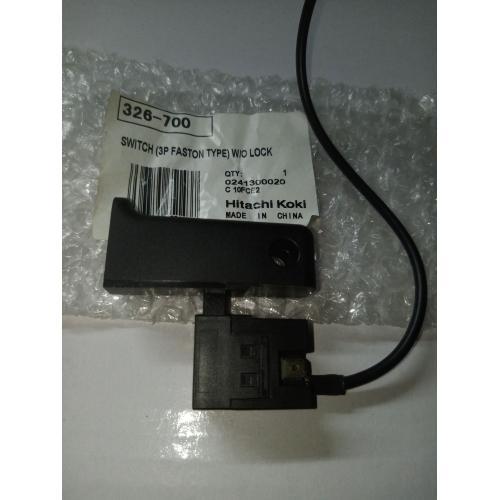 Вимикач кнопковий 220В C10FCE2  Hitachi / HiKOKI 326700