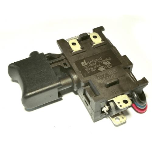 Вимикач кнопочний 14,4В DS14DSL Hikoki 329173