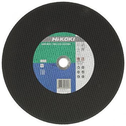 Диск відрізний 350х2,8х25,4 по металу Hikoki (Hitachi 752572) 4100242