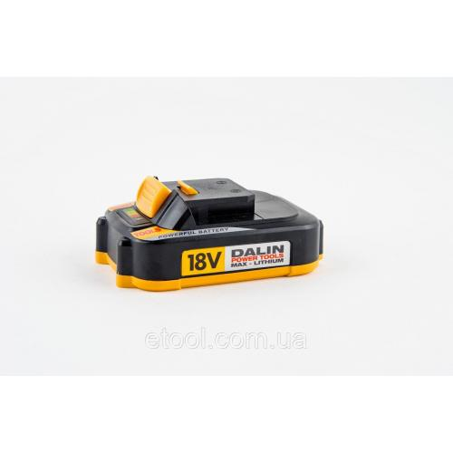 Акумуляторна батарея DALIN DT501 18V 1.5 Ач
