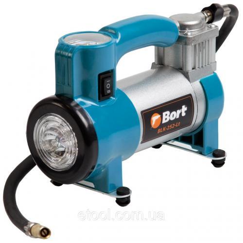 Автомобільний компресор Bort  BLK-252-Lt