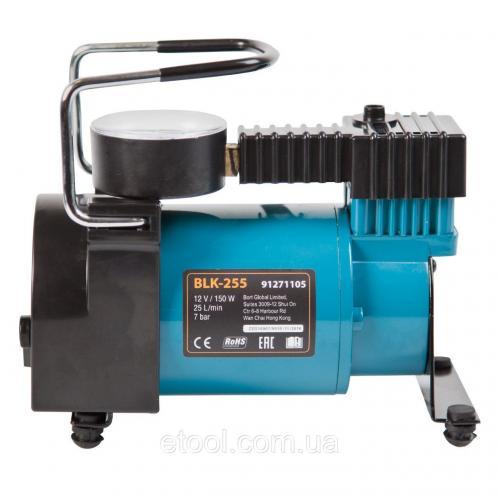 Автомобільний насос-компресор Bort BLK-255