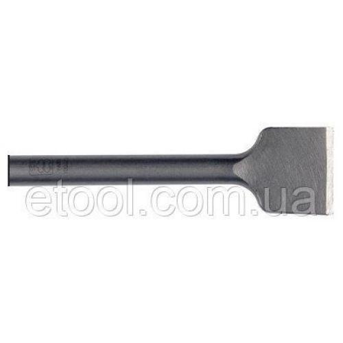 Долото широке плоске 8х*550мм hex32 по армованому залізобетону Hitachi HiKOKI 751584