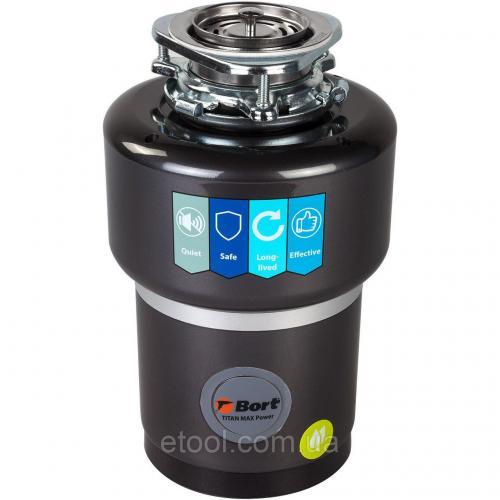 Подрібнювач харчових відходів TITAN MAX Power FullControl