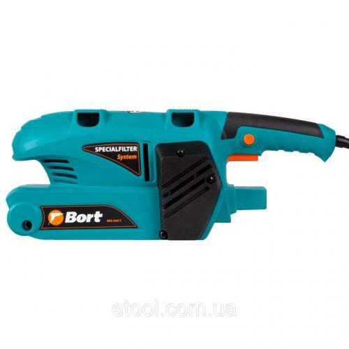 Стрічкова шліфувальна машина Bort BBS-800-T