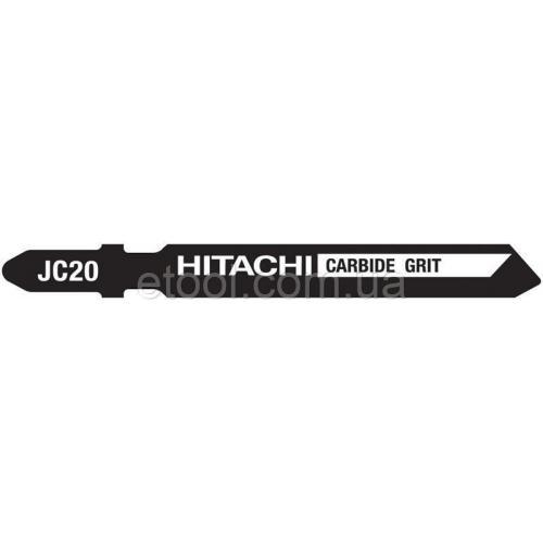 Лобзиковое пилка по кераміці JC20 2 одиниці Hitachi / HiKOKI 750048