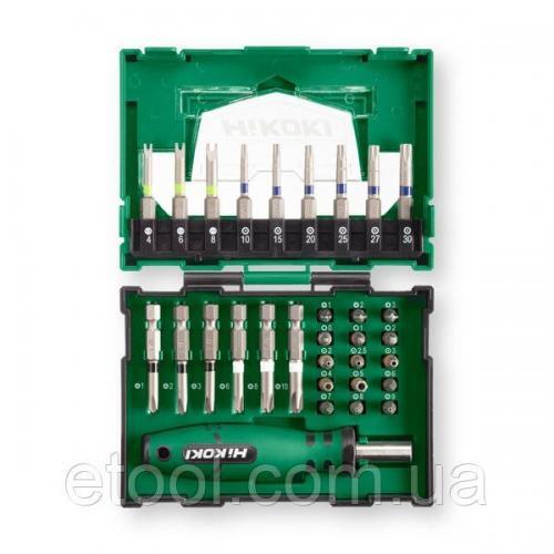 Набір біт 25 та 50мм 31 одиниці Hitachi / HiKOKI 40030023