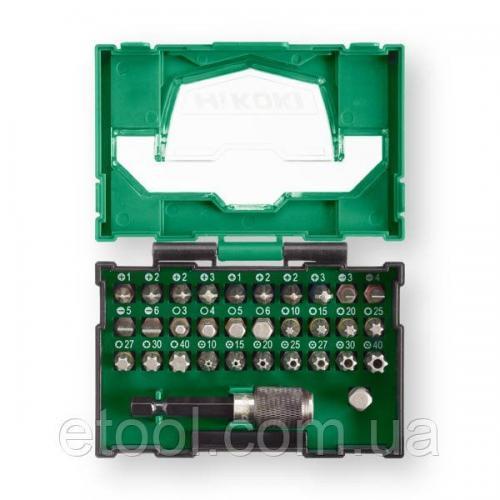 Набір біт та торцевих головок 32 одиниці Hitachi / HiKOKI 40030019
