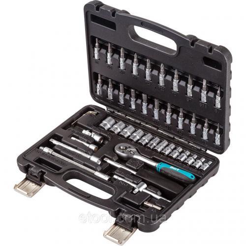 Набір ручного інструменту Bort BTK- 46
