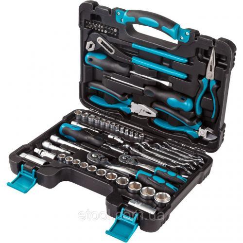 Набір ручного інструменту Bort BTK-65