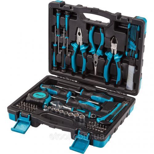 Набір ручного інструменту Bort BTK-82