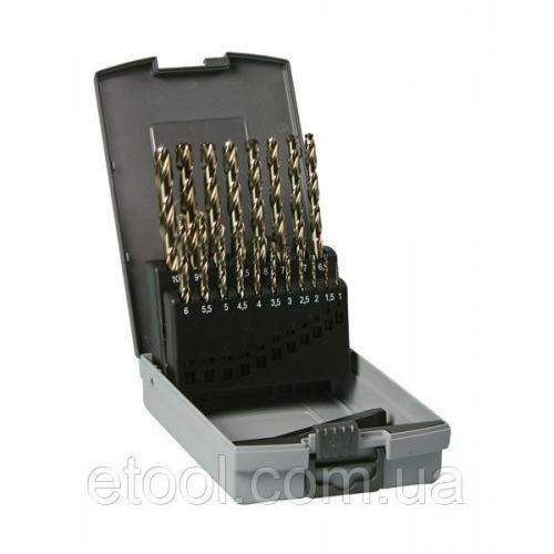 Набір свердел по металу HSS-Co 19 шт Hitachi / HiKOKI 780698