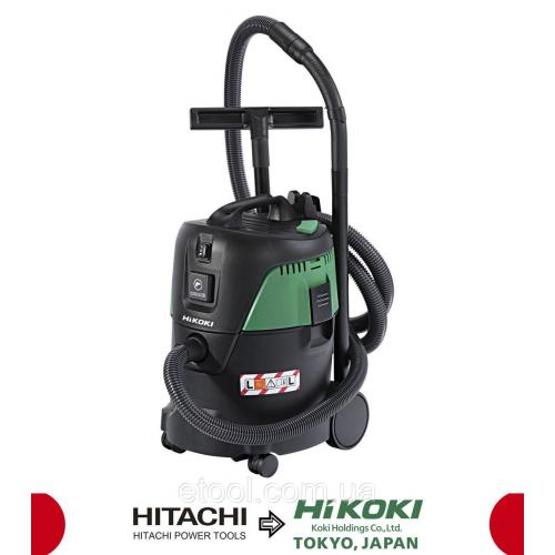 Пылесос промышленный RP250YDL Hitachi / HiKOKI