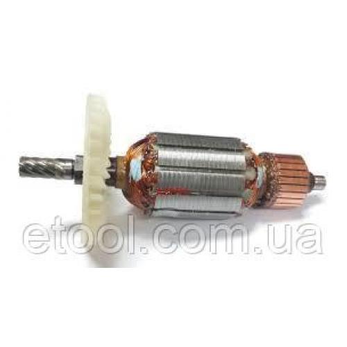 Ротор електродвигуна 220В дискової пилки C6MFA Hitachi / HiKOKI 360694Е