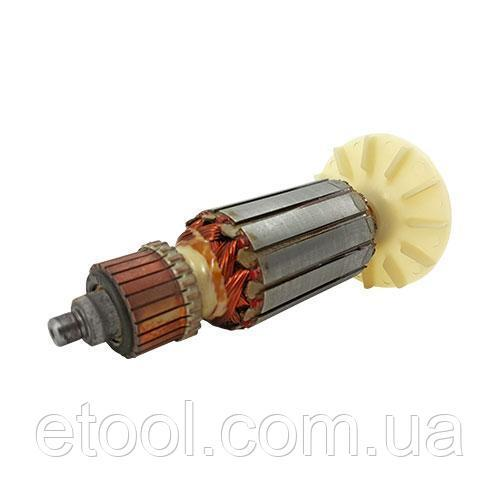 Ротор електродвигуна 220В для УШМ G23SF2 Hitachi / HiKOKI 360558E