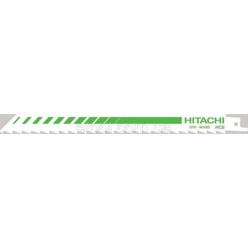 Шабельна пилка по дереву RW60 5 од. Hitachi / HiKOKI 752029