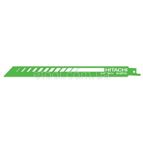 Шабельна пилка по металу RM43B 5 од. Hitachi / HiKOKI 752017