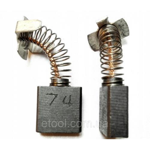 Графітові щітки AS-тип 7*17*17 комплект G23SR Hitachi / HiKOKI 999074