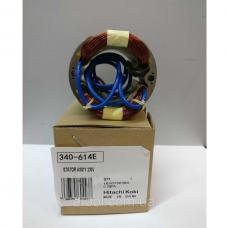 Статор електродвигуна 220-230В Hitachi/HiKOKI 340614E