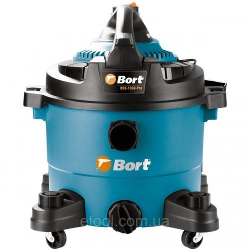 Технічний пилосмок Bort BSS-1330-Pro